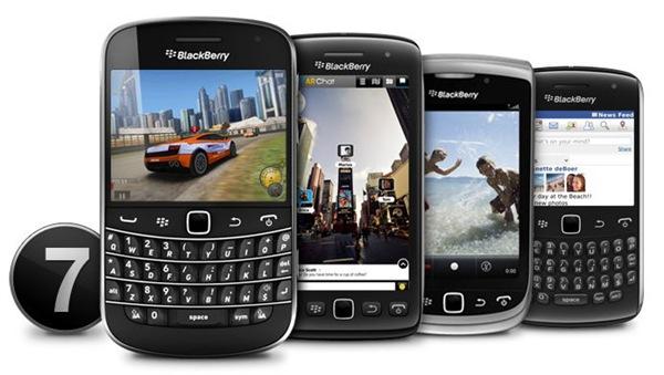 BlackBerry 7 Family Part 2